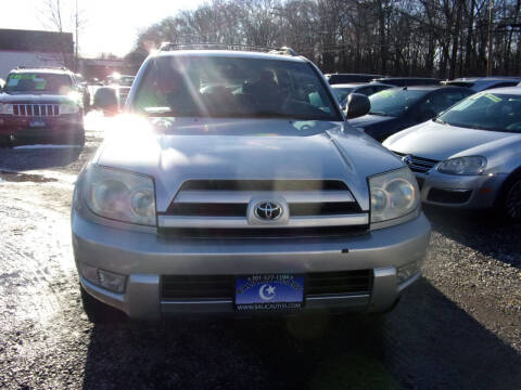 2004 Toyota 4Runner for sale at Balic Autos Inc in Lanham MD