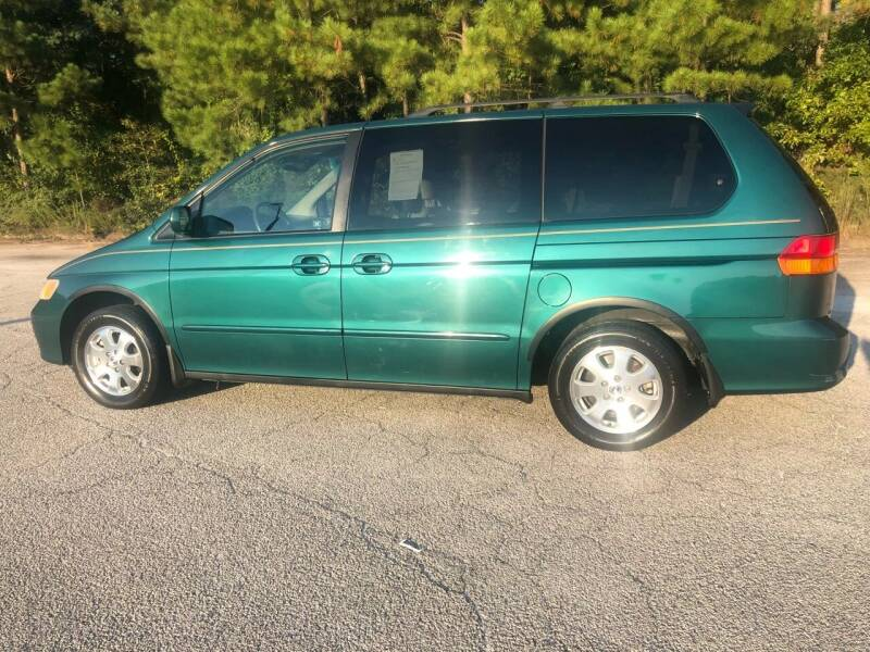 2002 Honda Odyssey EX-L 4dr Mini-Van w/Leather - Mableton GA