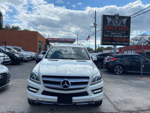 2013 Mercedes-Benz GL-Class for sale at Kings Auto Group in Tampa FL