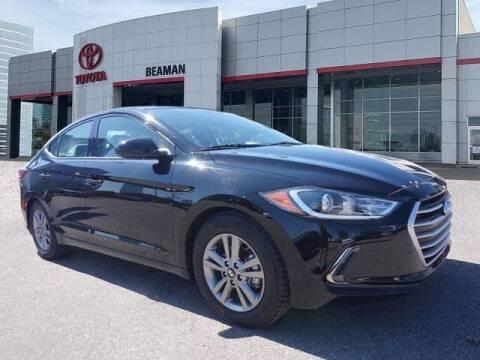2018 Hyundai Elantra for sale at BEAMAN TOYOTA in Nashville TN