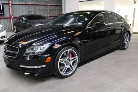 2012 Mercedes-Benz CLS for sale at ESPI Motors in Houston TX