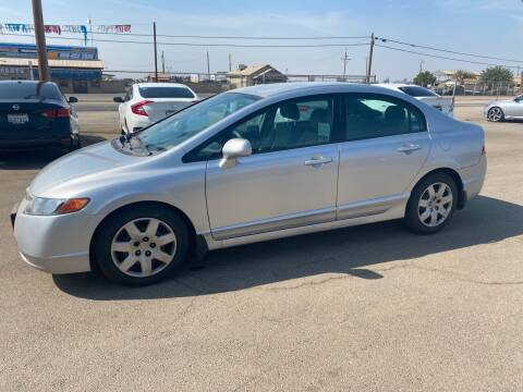 2008 Honda Civic for sale at First Choice Auto Sales in Bakersfield CA