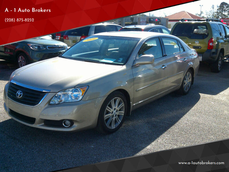 2009 Toyota Avalon for sale at A - 1 Auto Brokers in Ocean Springs MS