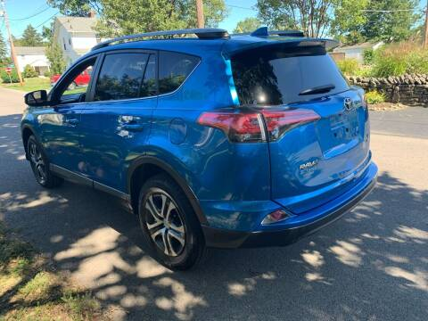 2017 Toyota RAV4 for sale at Via Roma Auto Sales in Columbus OH