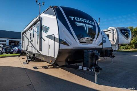 2022 Heartland TORQUE for sale at TRAVERS GMT AUTO SALES - Traver GMT Auto Sales West in O Fallon MO