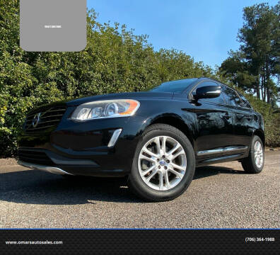 2015 Volvo XC60 for sale at Omar's Auto Sales in Martinez GA