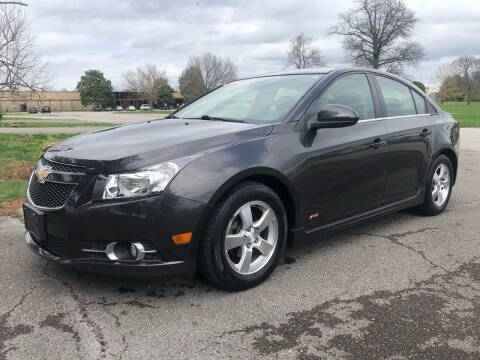2014 Chevrolet Cruze for sale at COUNTRYSIDE AUTO SALES 2 in Russellville KY