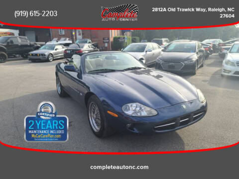 1999 Jaguar XK-Series for sale at Complete Auto Center , Inc in Raleigh NC