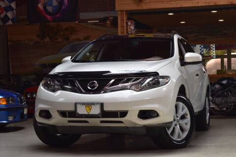 2012 Nissan Murano for sale at Chicago Cars US in Summit IL