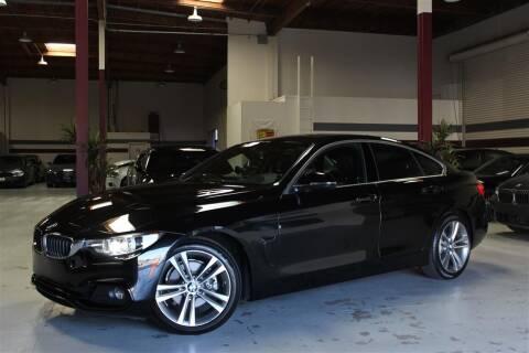 2018 BMW 4 Series for sale at SELECT MOTORS in San Mateo CA