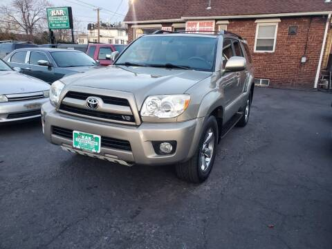 2008 Toyota 4Runner for sale at Kar Connection in Little Ferry NJ