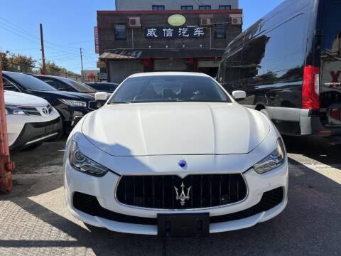 2016 Maserati Ghibli for sale at TJ AUTO in Brooklyn NY