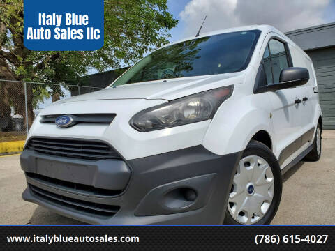 2015 Ford Transit Connect Cargo for sale at Italy Blue Auto Sales llc in Miami FL