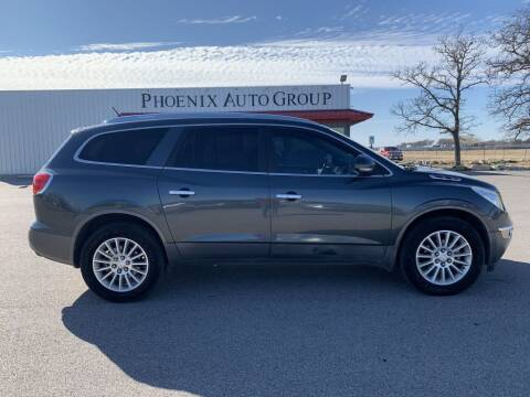 2012 Buick Enclave for sale at PHOENIX AUTO GROUP in Belton TX