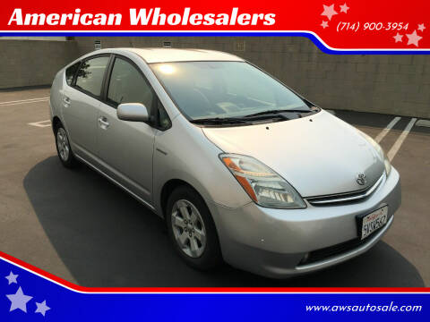 2006 Toyota Prius for sale at American Wholesalers in Huntington Beach CA