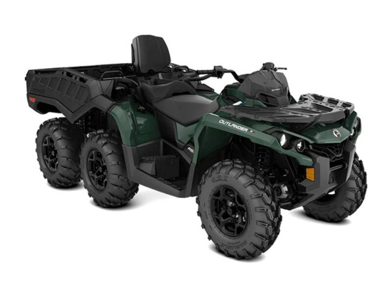 2021 Can-Am Outlander MAX 6x6 DPS 650 for sale at Lipscomb Powersports in Wichita Falls TX