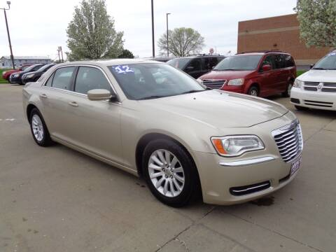 2012 Chrysler 300 for sale at America Auto Inc in South Sioux City NE