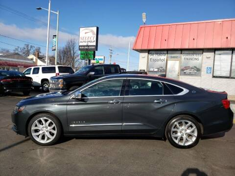 2015 Chevrolet Impala for sale at Select Auto Group in Wyoming MI
