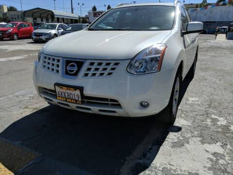 2009 Nissan Rogue for sale at Best Deal Auto Sales in Stockton CA