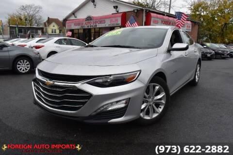 2019 Chevrolet Malibu for sale at www.onlycarsnj.net in Irvington NJ