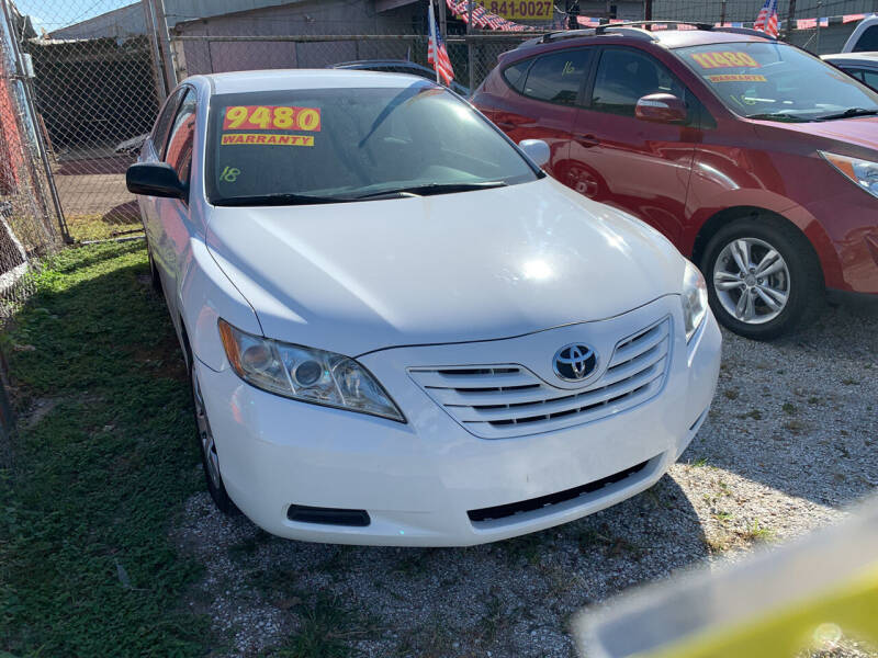 2009 Toyota Camry for sale at CHEAPIE AUTO SALES INC in Metairie LA