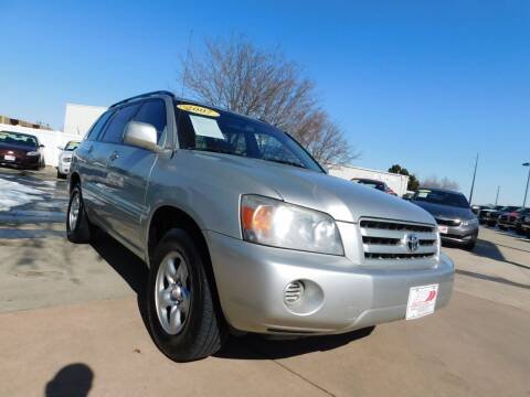 2007 Toyota Highlander for sale at AP Auto Brokers in Longmont CO