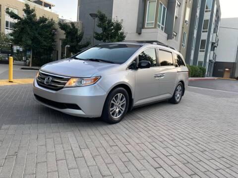 2011 Honda Odyssey for sale at Ronnie Motors LLC in San Jose CA