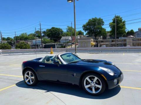 2007 Pontiac Solstice for sale at JG Auto Sales in North Bergen NJ