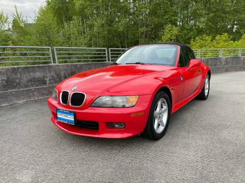 1998 BMW Z3 for sale at Zipstar Auto Sales in Lynnwood WA