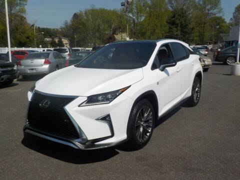 2018 Lexus RX 350 for sale at United Auto Land in Woodbury NJ