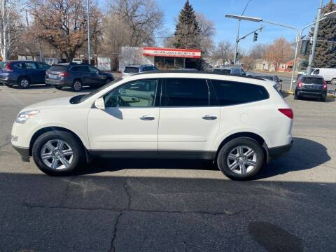 2011 Chevrolet Traverse for sale at Auto Outlet in Billings MT