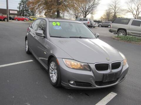 2009 BMW 3 Series for sale at Euro Asian Cars in Knoxville TN