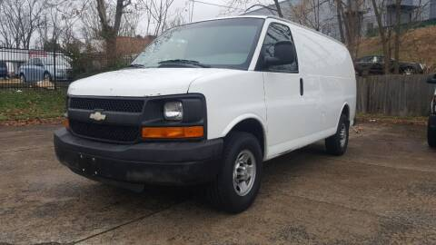 2010 Chevrolet Express Cargo for sale at A & A IMPORTS OF TN in Madison TN