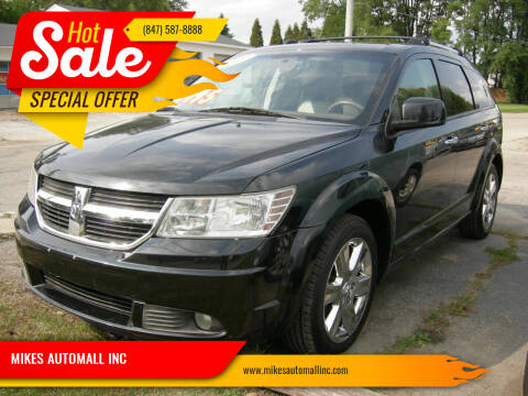 2009 Dodge Journey for sale at MIKES AUTOMALL INC in Ingleside IL