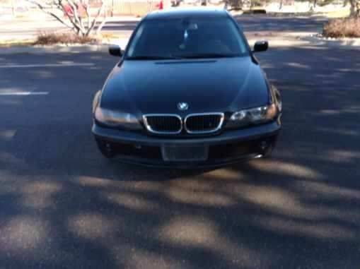 2003 BMW 3 Series for sale at Red Rock's Autos in Denver CO