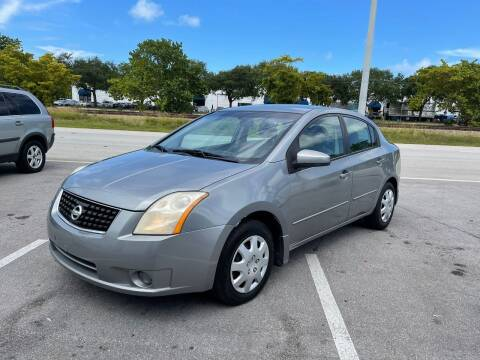 2009 Nissan Sentra for sale at UNITED AUTO BROKERS in Hollywood FL