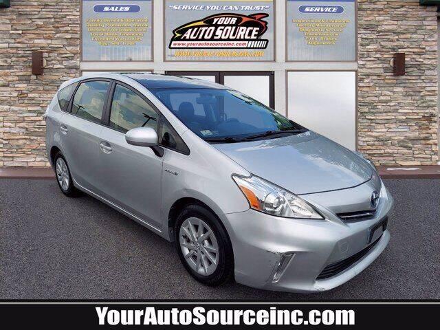 2014 Toyota Prius v for sale in York, PA