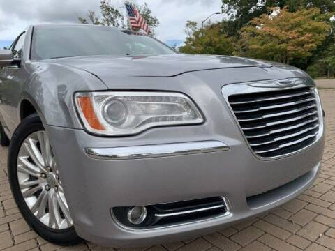 2013 Chrysler 300 for sale at JES Auto Sales LLC in Fairburn GA