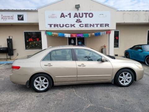 2004 Honda Accord for sale at A-1 AUTO AND TRUCK CENTER in Memphis TN