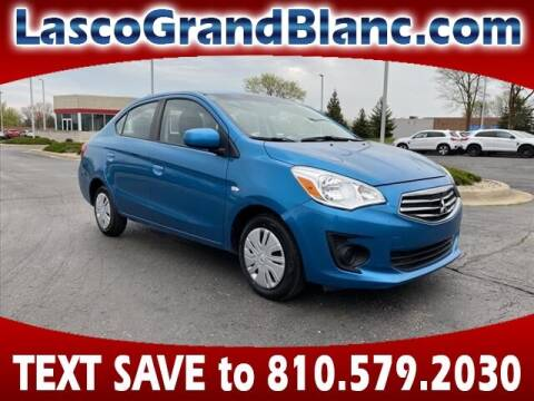 2017 Mitsubishi Mirage G4 for sale at LASCO FORD in Fenton MI