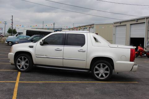 2007 Cadillac Escalade EXT for sale at Progressive Auto Plex in San Antonio TX
