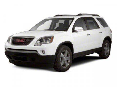 2010 GMC Acadia for sale at QUALITY MOTORS in Salmon ID