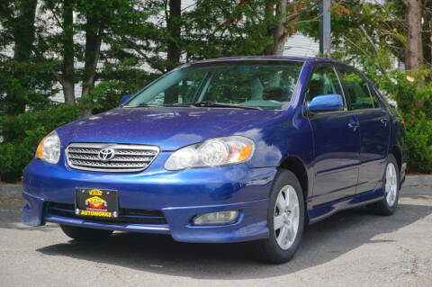 2005 Toyota Corolla for sale at West Coast Auto Works in Edmonds WA