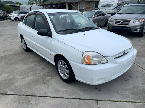 2005 Kia Rio for sale at Autoway Auto Center in Sevierville TN