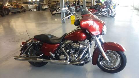 2009 Harley Davidson Street Glide for sale at Adams Enterprises in Knightstown IN