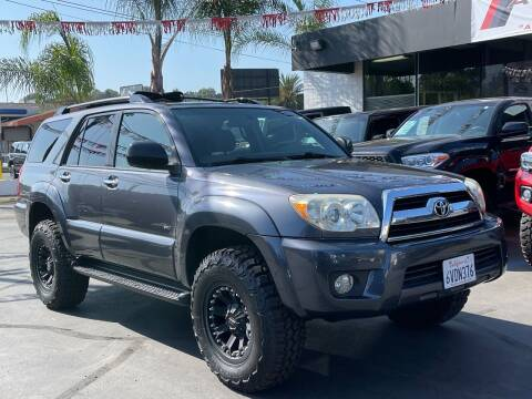 2007 Toyota 4Runner for sale at Automaxx Of San Diego in Spring Valley CA