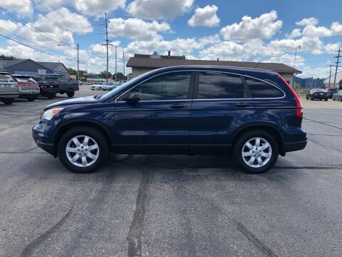 2011 Honda CR-V for sale at Mike's Budget Auto Sales in Cadillac MI