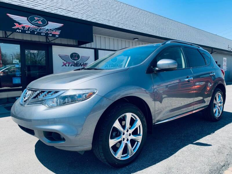 2014 Nissan Murano for sale at Xtreme Motors Inc. in Indianapolis IN