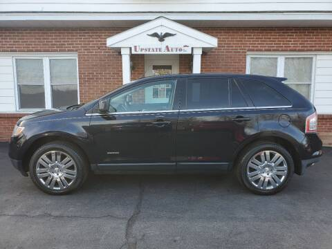 2008 Ford Edge for sale at UPSTATE AUTO INC in Germantown NY
