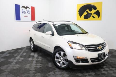 2013 Chevrolet Traverse for sale at Carousel Auto Group in Iowa City IA